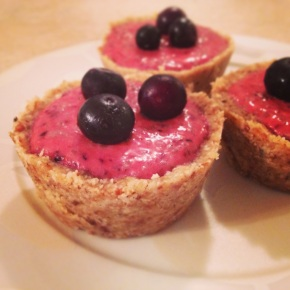 Berry Yummy! A Healthy SummerTreat