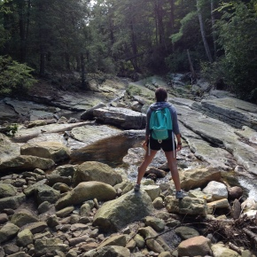 Take a Hike: Loosen Up With Nature
