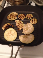 Eggplant Grilled