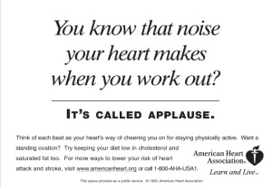 Heart Applause